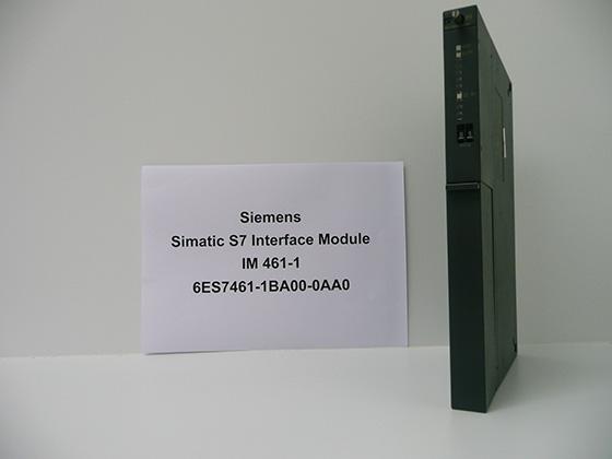 Siemens Simatic S7 Interface Module IM 461-1